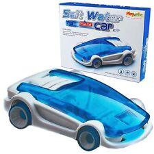 SALT WATER CAR KIT SCIENCE EXPERIMENT & FUN BOXED UK KIT CE MARKED