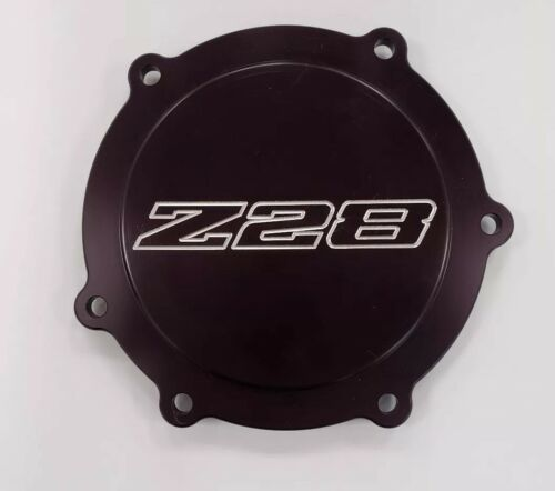 LT1 Z28 Water Pump Cover Lid Camaro SS Black