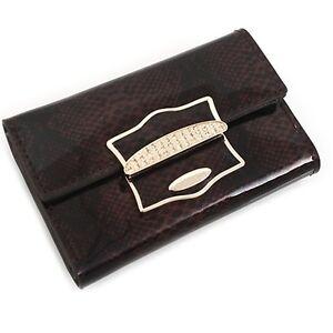Woman-Key-Holder-Woman-Bill-Wallet-Key-Chain-Holder-Wallet-Cow-Leather-3090D
