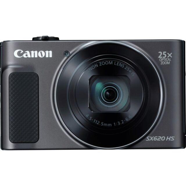 Canon PowerShot SX620 HS (21.1mp) Cámara Digital 25x zoom óptico 7.6cm LCD