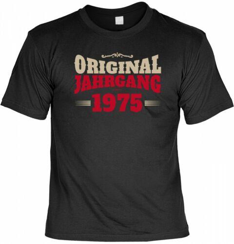 T-shirt-Original promotion 1975-proverbes shirt Drôle Cadeau Anniversaire 42.