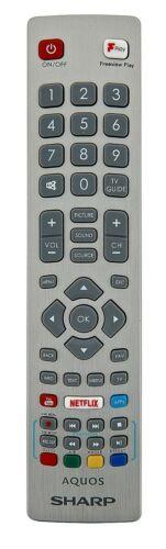 Original Fernbedienung Sharp LC43CFF6002E LC-43CFF6002E LC48CFE6001