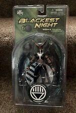 DC Direct Blackest Night serie 6 Negro Linterna la Chica Halcón
