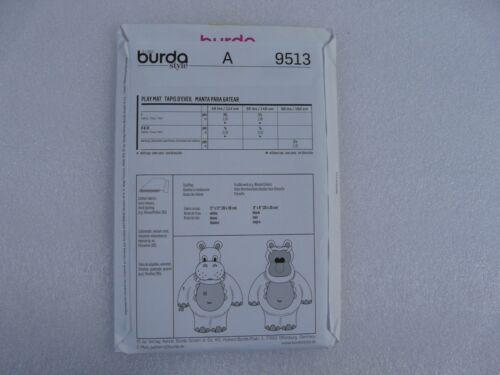 Burda Unisex Babies plush toys clothes hoodies bibs overall Pattern U-Pick