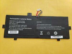 """EVOO 11.6"""" Laptop Genuine Battery 8.4V 34.04Wh 4600mAh UTL-3978110-2S / 184"""