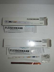 Konvolut-2-x-Fleischmann-945301-946901-Innenbeleuchtung-OVP-Spur-N