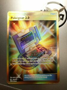 POKEMON TCG SM UNBROKEN BONDS POKEGEAR 3.0 182//214 UNCOMMON X 4
