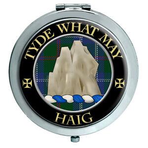 Haig-Scottish-Clan-Compact-Mirror
