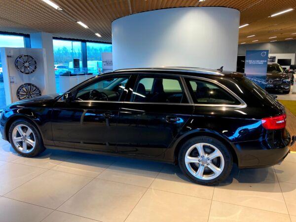 Audi A4 2,0 TDi 150 Avant billede 1