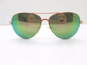 313427aa01 Image is loading American-Eagle-Outfitters-SUNGLASSES-59-13-130-Gold-