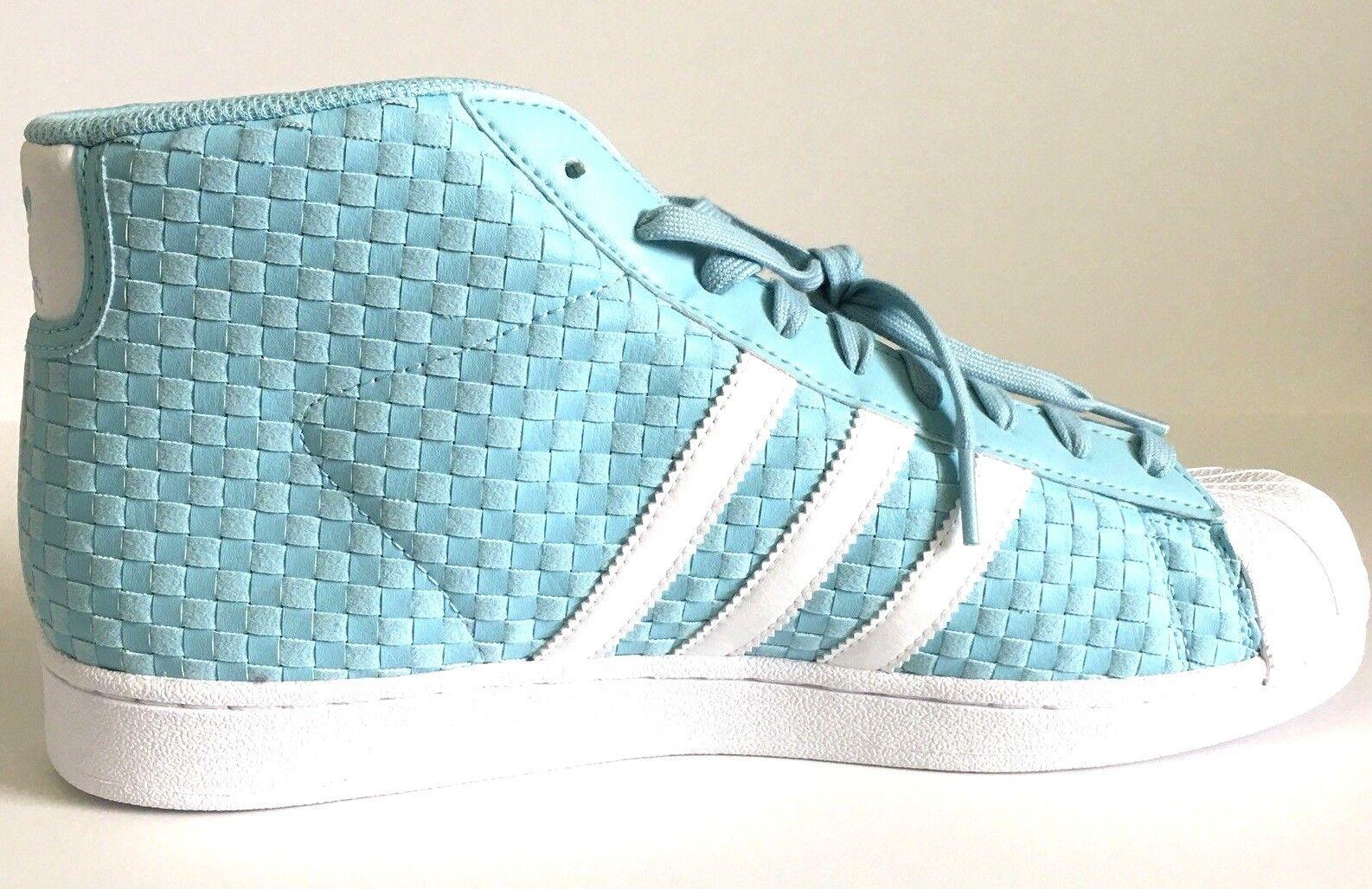 Adidas originali scarpe blu ghiaccio / bianco / 11 blu ghiaccio (by4169) numero 11 / fdb825