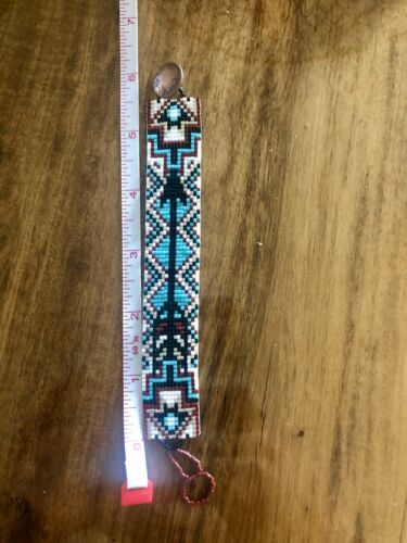 Native American handmade Beaded Bracelet