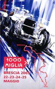 NUOVA-MAGNETIZZATA-GOLDEN-154-EX-1652-C-amp-C-F-3735-MILLE-MIGLIA-2003