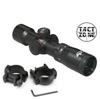 Excalibur Crossbows Tact-zone Illuminated Scope Tactzone With Scope Rings