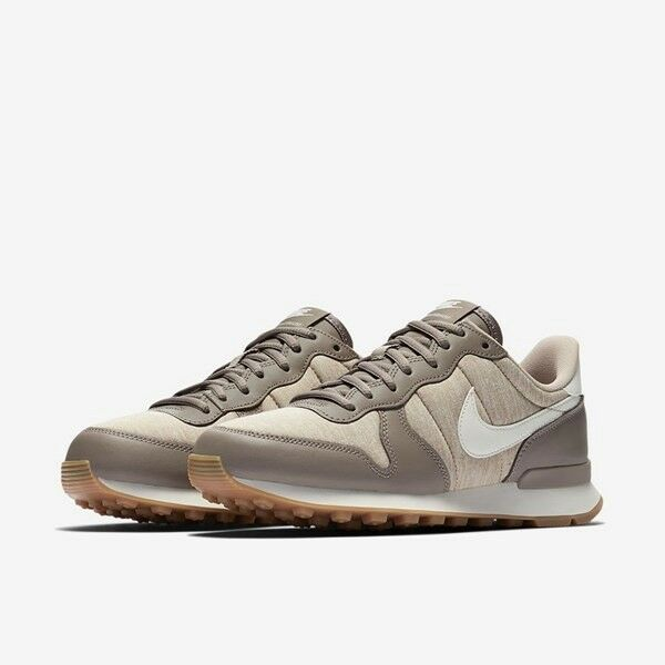 Nike Wmns Internationalist 828407-203 Stone Sepia Stone 828407-203 Sand UK 6.5 EU 40.5 US 9 New 8d20c8