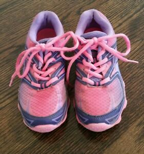 d7990f997 Image is loading GIRLS-CHAMPION-C9-PINK-PURPLE-SNEAKERS-ATHLETIC-SHOES-