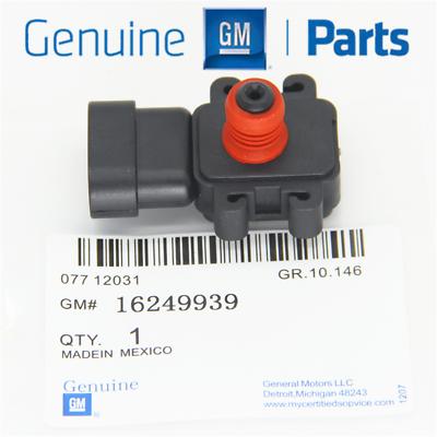 Replacement Air Intake MAP Sensor Fit For Chevrolet Saab Saturn 16249939