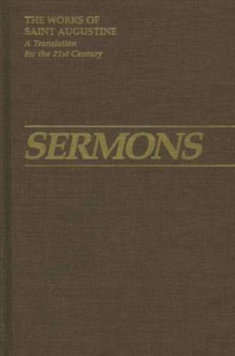 Sermons 51-94 (Vol. III/3) by Saint Augustine