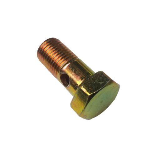 New M22 M22x1.5 mm Male Thread Metric Banjo Bolt   L-#30