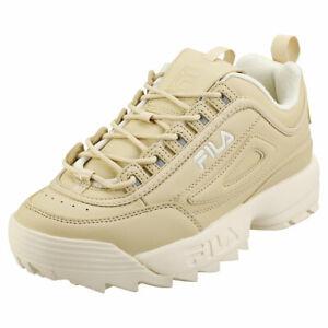 fila scarpe da ginnastica beige