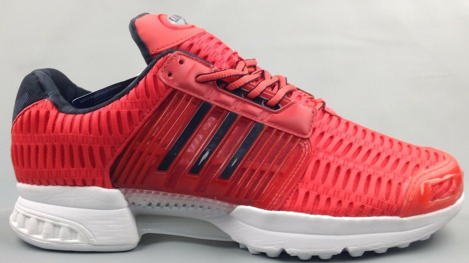 ADIDAS CLIMA COOL 1 - SIZE 10.5 - RED   WHITE   BLACK