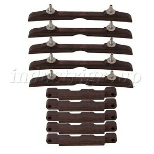 5Pcs-MTL-02-Rosewood-Guitar-Bridge-20-23mm-Adjustable-for-Mandolin-Guitar
