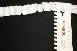 Gardinenband zum nähen 5 Meter pro Artikel Faltenband variabel B020