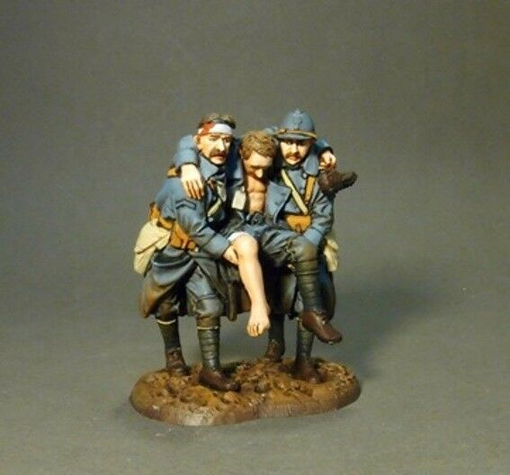 John Jenkins progetta GWF-30 La Gree Guerra Wounded Infantry 3 Wounded PCDF