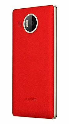 Mozo Microsoft Lumia 950 Xl Qi Wireless Charging Back Cover Case W/ Nfc True Re