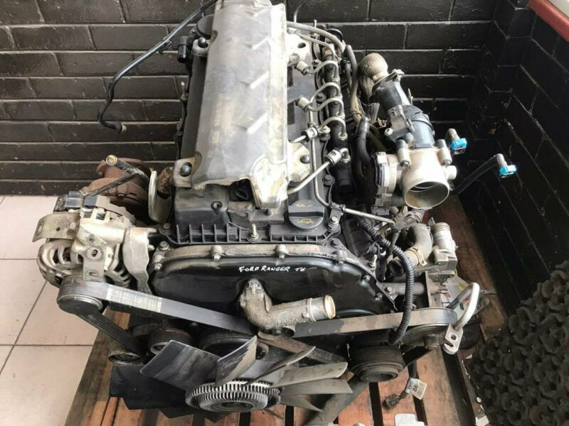 Ford Ranger 3.2 T6 Wildtrak Engine Stripping for Spares