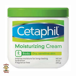 Cetaphil Moisturizing Cream 16 oz Authentic and Brand New (Bought in the U.S.)