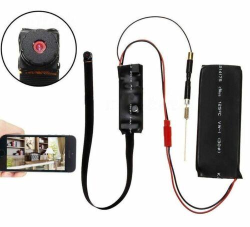 128GB WLAN Mini Überwachungskamera Auto Haus Gelände Geschäft Wifi Ip App A300