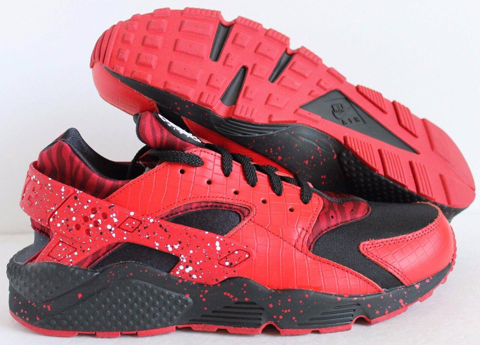 "timeless design 9b7c4 48af7 Nike Nike Nike Hombre Air Huarache Premium ID Rojonegro  777330997  a04ff9.  """