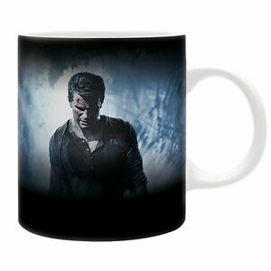 UNCHARTED 4 a Thief 's End-Tazza di ceramica-Nathan Drake-CONFEZIONE REGALO 							 							</span>