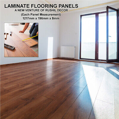 Brown Wood Laminate Flooring Panels, Laminate Wood Flooring Panels