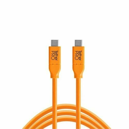 TetherTools Usb-C A Usb 15/' Naranja C Cable CUC15-ORG 4.6m