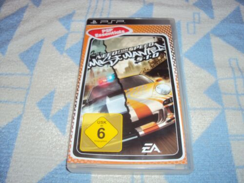 1 von 1 - Need For Speed: Most Wanted 5-1-0 (Sony PSP, 2011)
