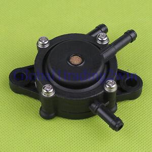 Details about Vacuum Fuel Pump for Briggs & Stratton Honda Kawasaki John  Deere Kohler Go Kart