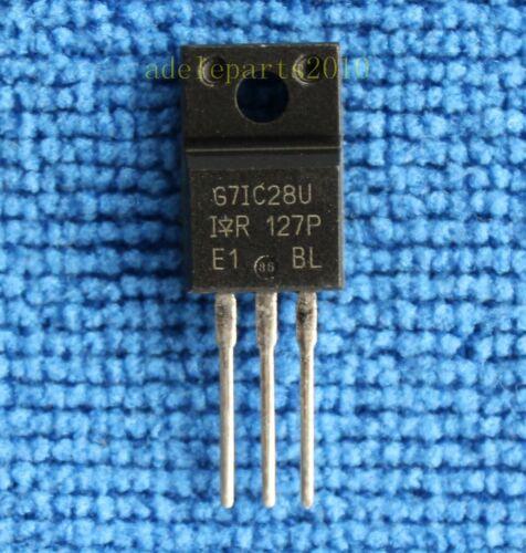 10pcs G71C28U IRG71C28U TO220F