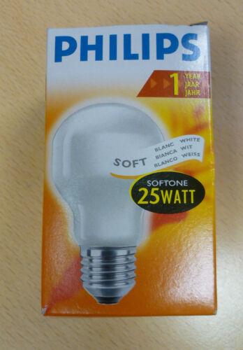 PHILIPS Glühlampe E27 25W T55 SOFT WHITE OPAL SOFTONE 366283