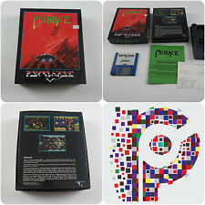 Menace A Psyclapse Game for the Commodore Amiga Computer tested & working VGC