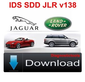 Details about Jaguar / Land Rover JLR SDD V138 (Download Version)