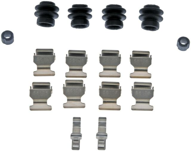 Dorman HW5783 Rear Disc Brake Hardware Kit for Select Models