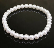 Pet Dog pearls necklace collar bling accessories cat puppy jewelry size 25cm
