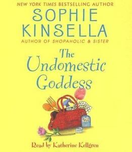 The-Undomestic-Goddess-Kinsella-Sophie-Used-Good