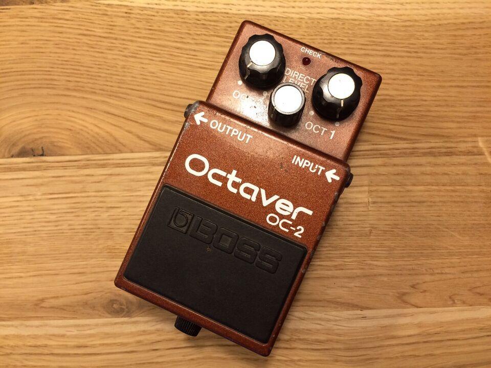 Octaver, Boss OC-2 Octaver