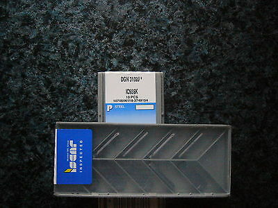 Iscar DGN 3102J IC20; 10 inserts//box