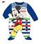 Baby-Boys-Girls-Character-100-Cotton-Sleepsuit-Babygrow-Pyjamas-Minnie-Mickey thumbnail 3