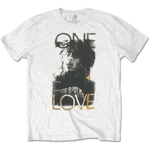 Bob Marley Men/'s Tee One Love