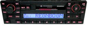 Original-Volkswagen-Gamma-V-1J0035186-B-D-E-Autoradio-VW-Radio